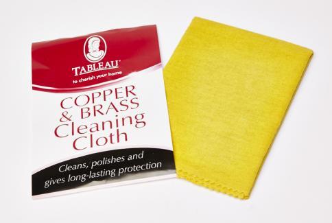 Copper/Brass cloth