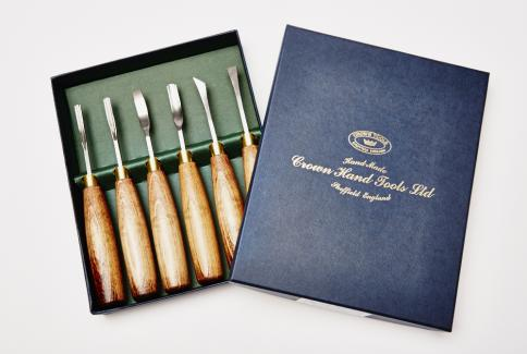 Woodcarving set