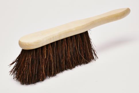 Bannister brush; stiff