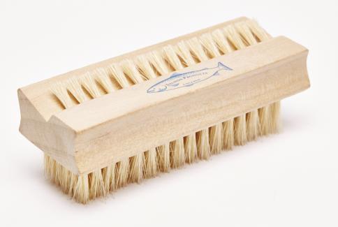 Soft nail brush