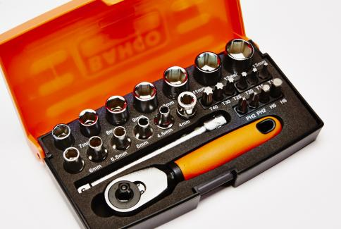 25 Piece Socket Set