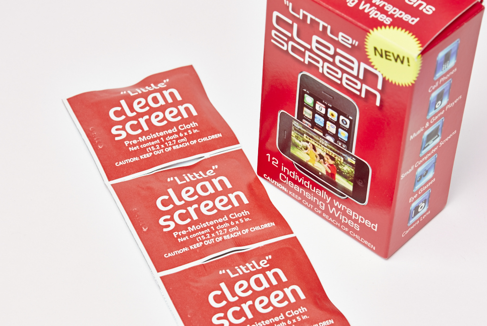Screen Wipes