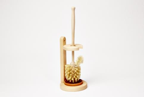 Toilet Brush and Stand
