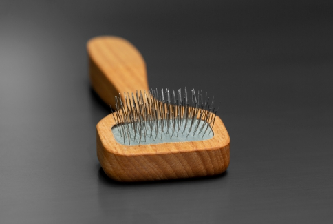 Velcro Brush