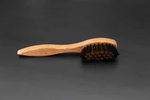 Luxury Suede Brush