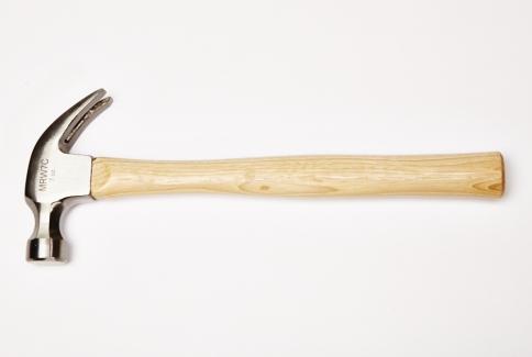 Wooden Hammer
