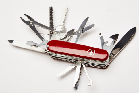 Swiss Champ Knife
