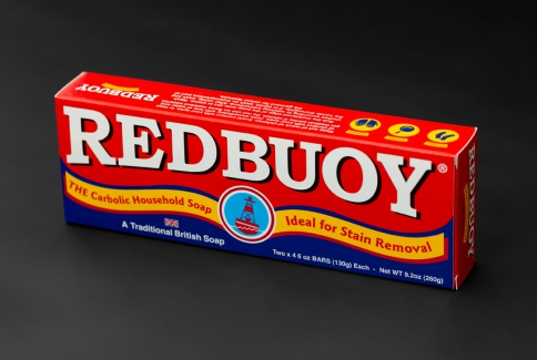 Red Buoy Soap
