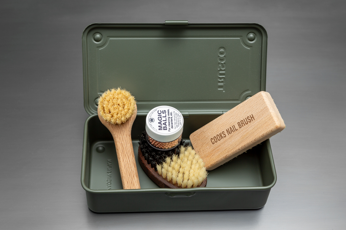 Kitchen Brush Set