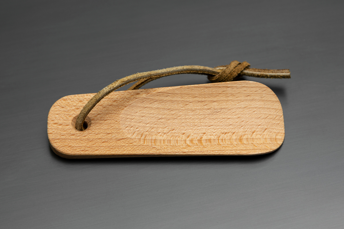 Wooden Shoehorn
