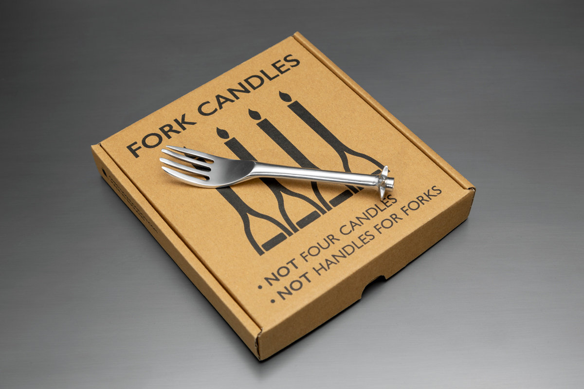 Fork Candles